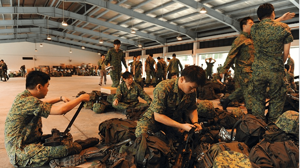 COVID-19: MINDEF defers all 'non-operations-essential' in-camp training, waives IPPT requirement for affected NSmen