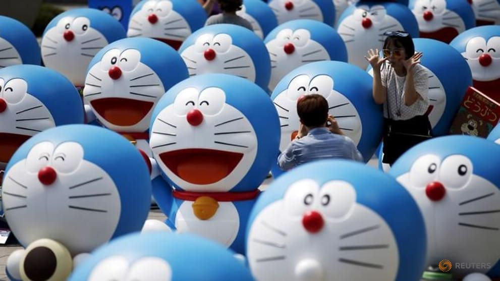 Doraemon will not be used for Visit Malaysia Year 2020, tourism minister says