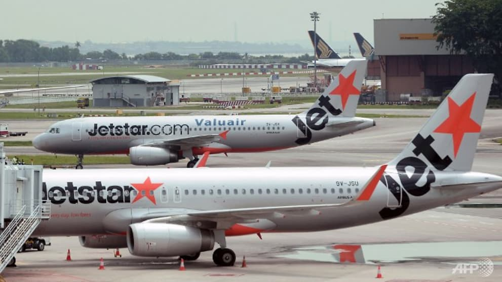 Jetstar Asia suspends services for three weeks amid COVID-19 travel curbs