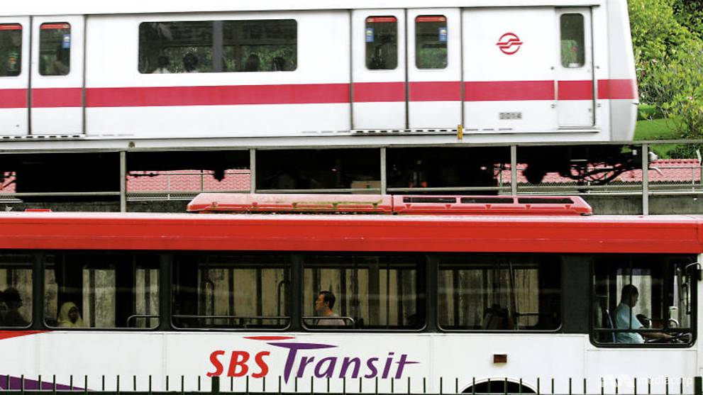Singapore's public transport system among best in the world