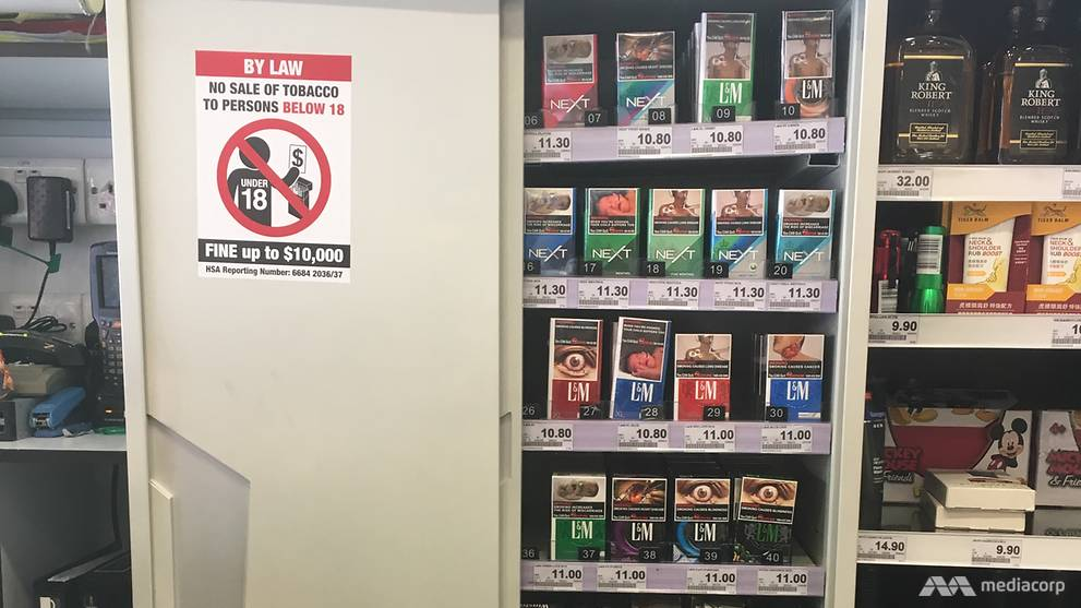 9a3e731c6e 7-Eleven store among 6 retailers caught selling tobacco products to minors  - CNA
