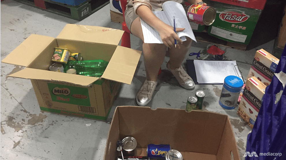 Ensuring that food is not wasted and can be redistributed to those who are food-insecure must be a national vision, says NMP Anthea Ong.