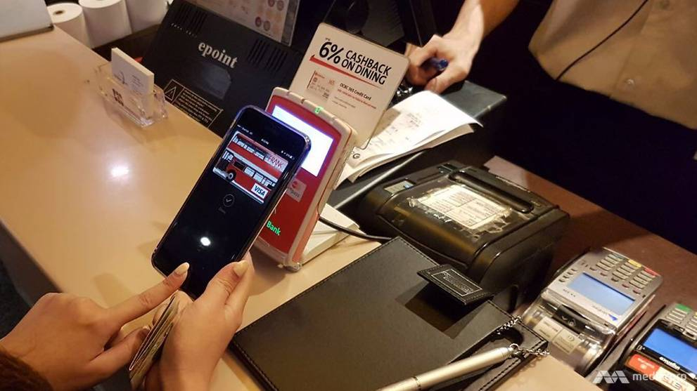 Cashless in Singapore: Going wallet-free for a weekend - CNA