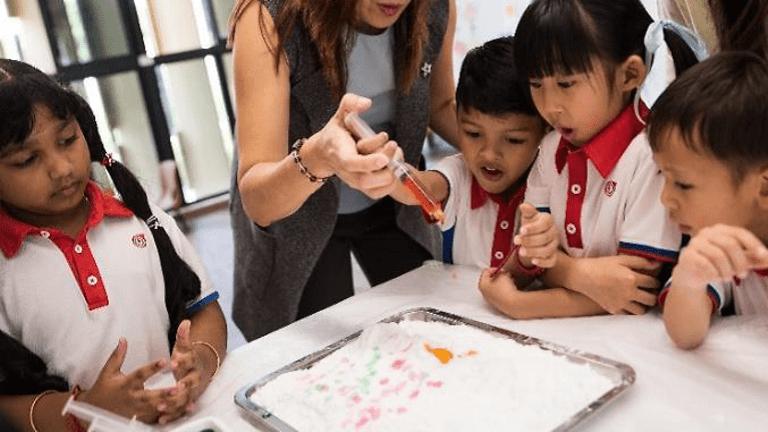 preschool teachers