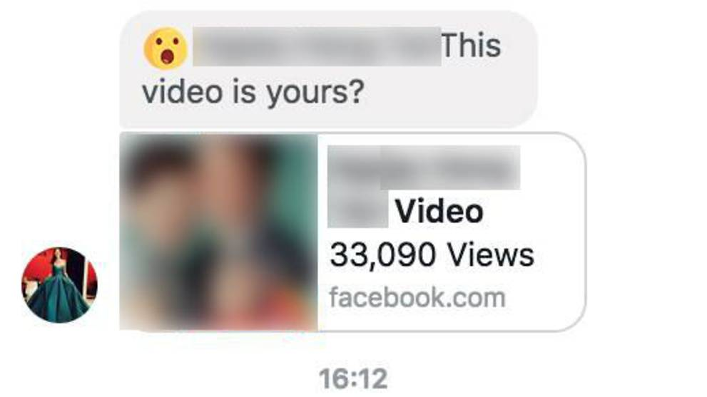 This video is yours? Facebook messages rigged with malware resurface