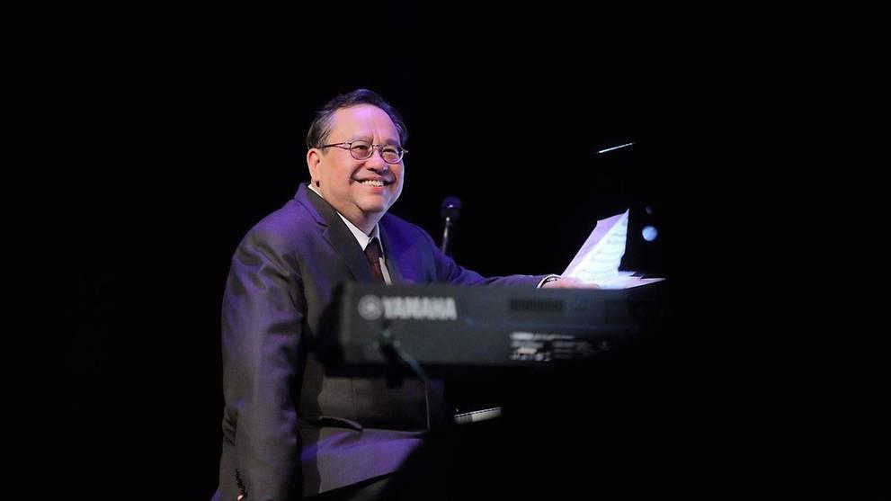 Jazz musician, Jeremy Monteiro - CNA