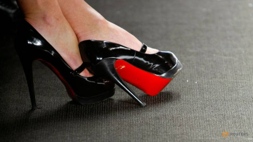 fa588df9ad8 Louboutin wins Dutch court battle over red-soled shoes - CNA