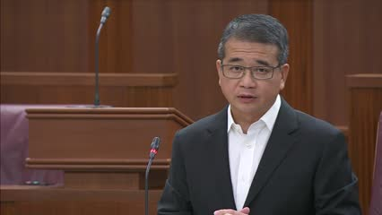 Committee of Supply 2020 Debate, Day 1: Edwin Tong responds to clarification sought by MP