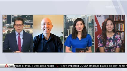 CNA+: Interview with Scott Russell, President, Asia Pacific Japan, SAP
