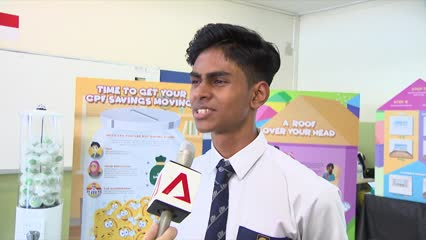 Financial literacy programme helps students plan ahead | Video