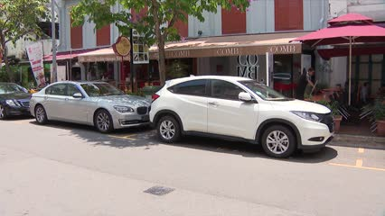 Higher fines for parking offences from July: HDB, URA   Video