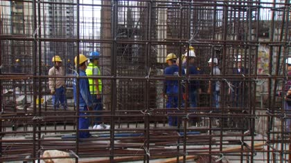 Not all doom and gloom for Singapore's construction sector   Video