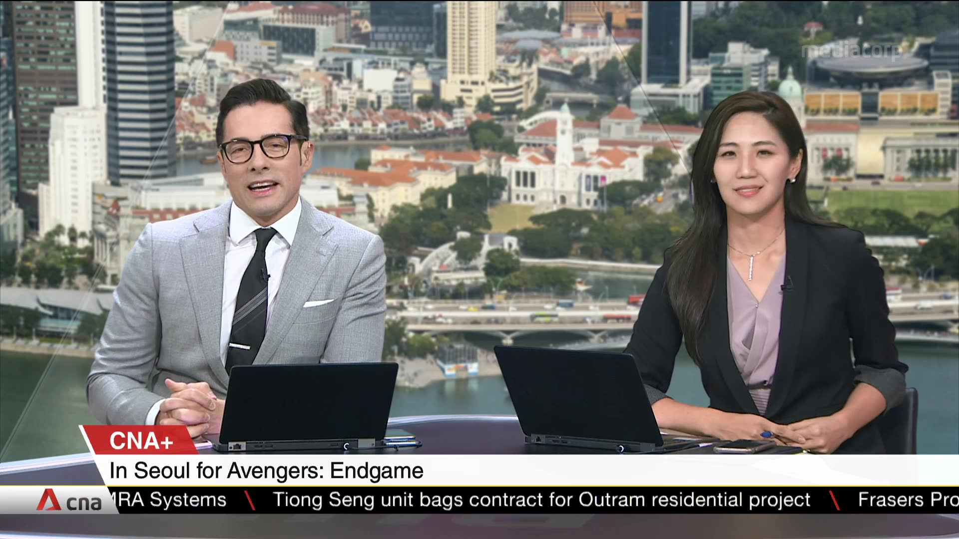 CNA+ Lifestyle: Avengers Endgame