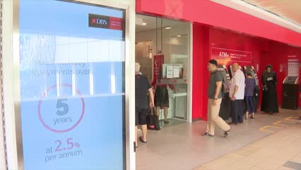 Singapore banks brace for slowdown after strong Q2 results | Video
