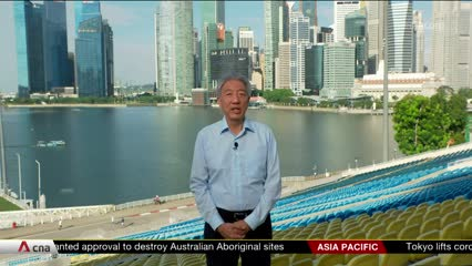 Singapore can no longer assume open markets, globalisation part of 'natural order' after COVID-19 accelerated geo-political trends: Teo Chee Hean