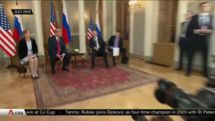 How Russian officials view accusations of meddling in the US presidential election   Video