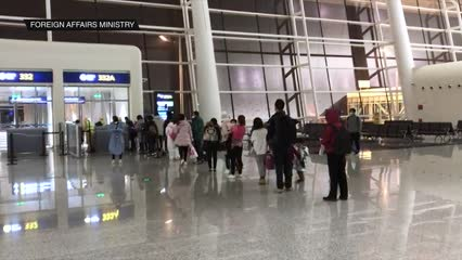 MFA officers set aside fears, worries to evacuate Singapore residents from Wuhan | Video