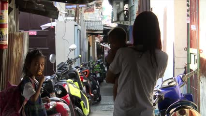 Thai poverty rising amid slowing economic growth: World Bank | Video