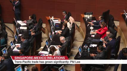 CPTPP signals support for Singapore, Mexican businesses to venture overseas: PM Lee