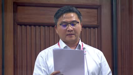 Saktiandi Supaat on COVID-19 (Temporary Measures) Bill