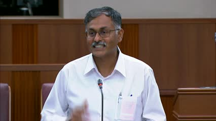 Budget 2020 Debate: Murali Pillai on frontline workers in COVID-19 outbreak