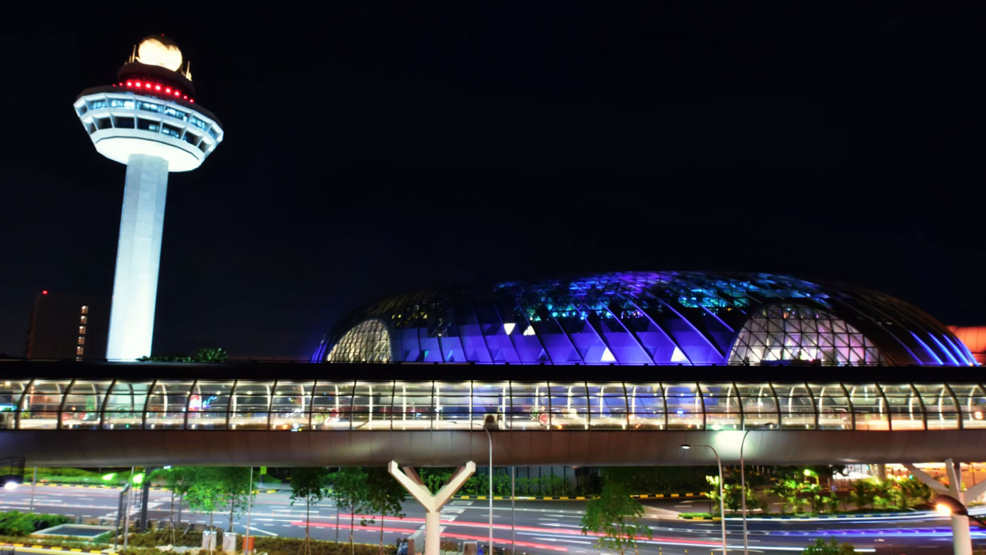 See Jewel Changi Airport in a new light | Video