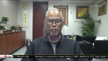 People can 'do better' in complying with mask policy: Masagos | Video