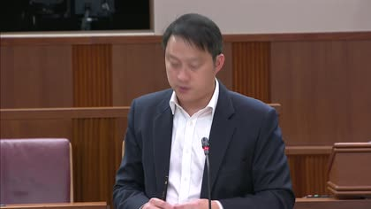 Lam Pin Min responds to issues raised on Land Transport (Enforcement Measures) Bill