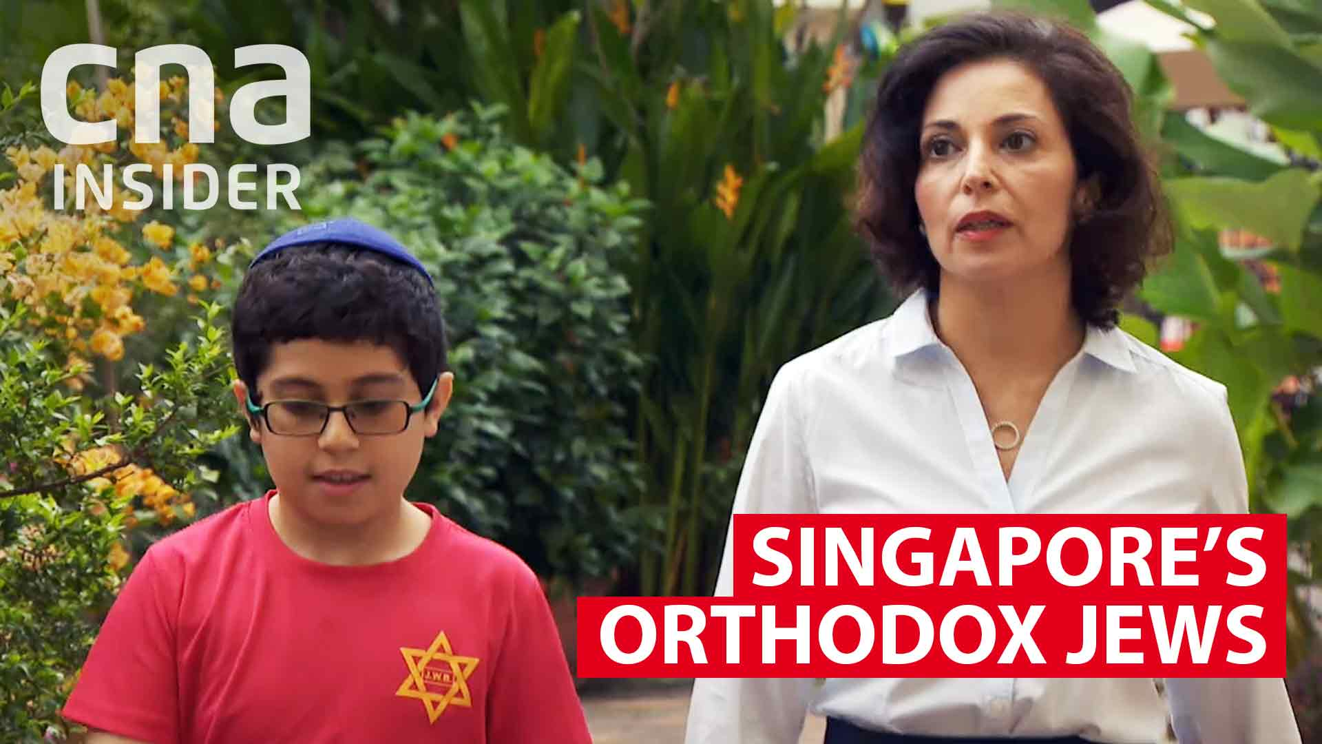 Singapore's Orthodox Jews