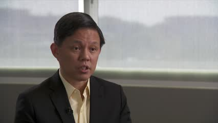 Targeted support for businesses part of strategy for future economy: Chan Chun Sing | Video