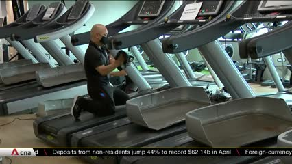 Spas, gyms aim to attract customers despite remaining closed due to COVID-19 | Video