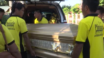 Lucky Plaza accident: Victim Arlyn Nucos came from province with many Filipinos working abroad | Video