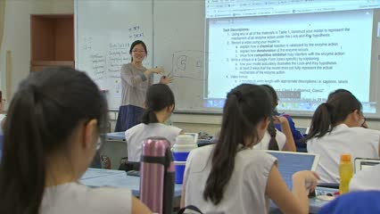 Singapore teachers work longer hours than OECD average: International survey | Video
