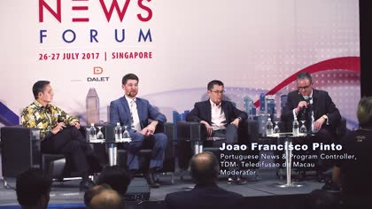 Session 3. Transforming Television Newsrooms