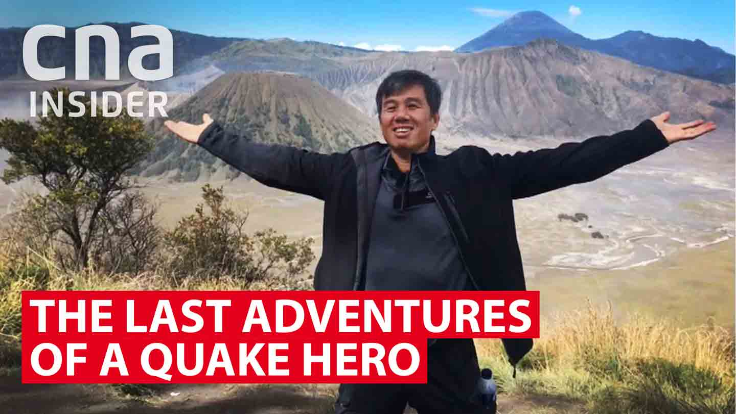 The last adventures of a quake hero