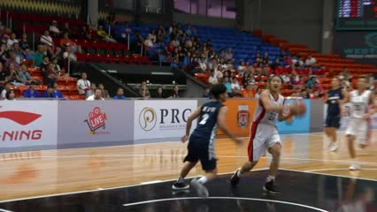 Malaysia women's basketball team eyes gold medal in SEA Games   Video