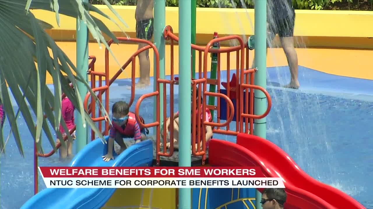 New NTUC scheme helps expand welfare benefits for SME employees