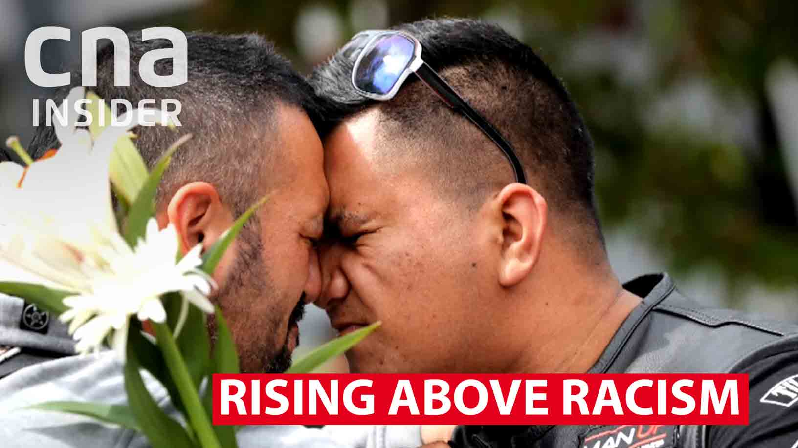 Rising above racism in Christchurch