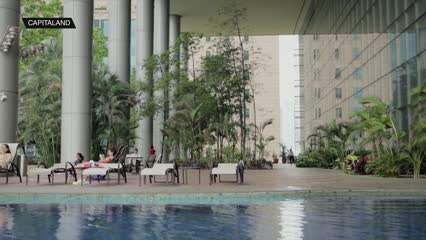 CapitaLand proposes merger to form Singapore's largest REIT | Video