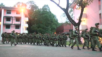 Improving NS experience: New NS Hub brings together pre-enlistment medical, IPPT, e-Mart | Video