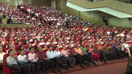 Prime Minister Lee Hsien Loong's National Day Rally speech in Malay | Video