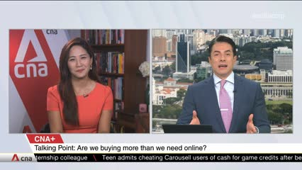 CNA+: Talking Point examines if online stores are making us spend more