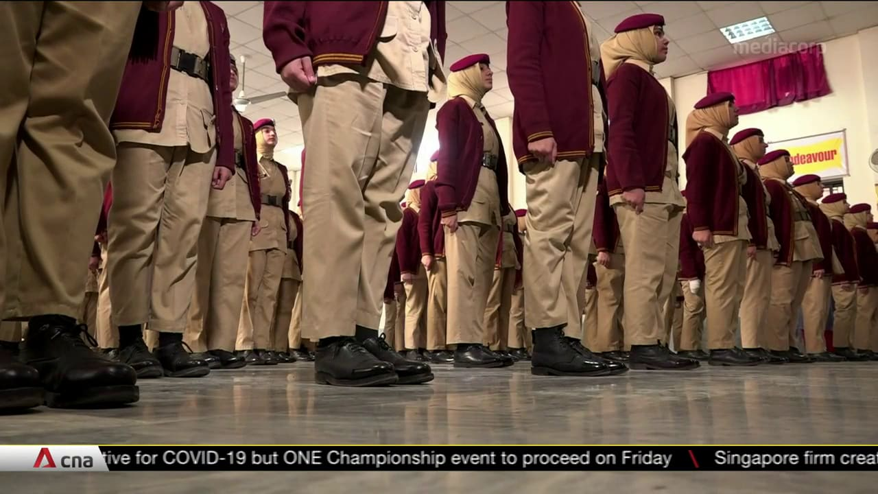 Big dreams for Pakistan's first Girls' Cadet College | Video