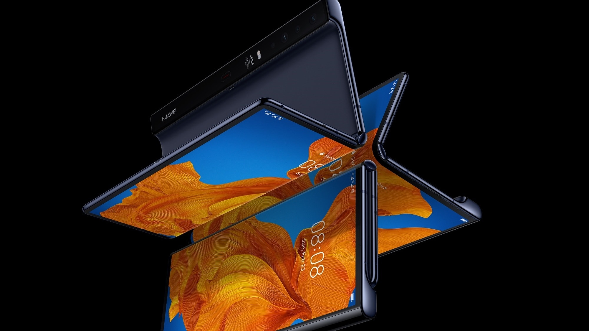 Quick look at how Huawei's foldable Mate Xs works | CNA Lifestyle
