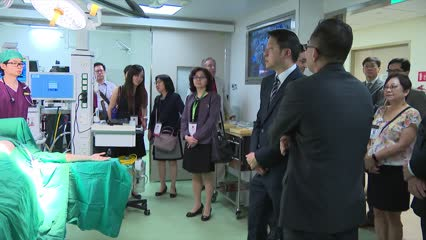 Singapore General Hospital unveils upgraded Burn Centre with new operating theatres, ICU beds | Video