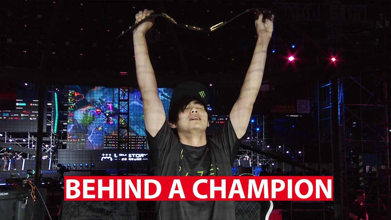 Behind A Champion: Team Razer's Ho Kun Xian