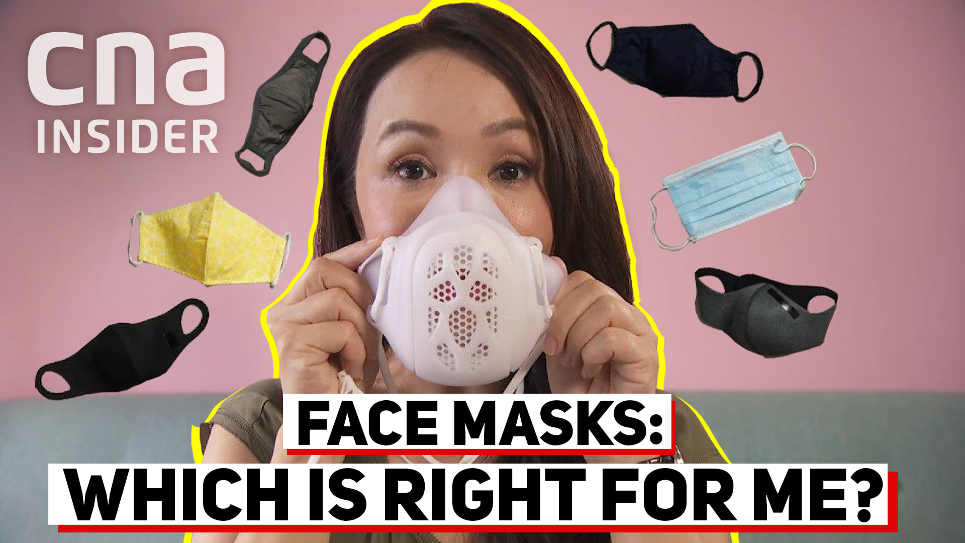 What kind of mask gives you the best protection?