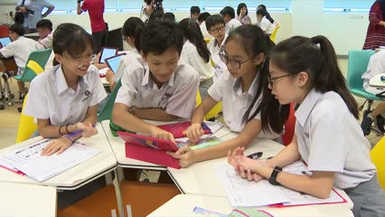 28 secondary schools to pilot full subject-based banding from 2020   Video