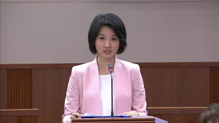 Sun Xueling on caning sentences for offenders above 50