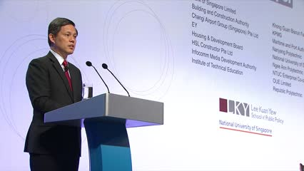 Singapore's political system must evolve, deliver concrete solutions: Chan Chun Sing | Video
